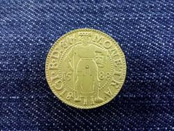 Báthory Zsigmond 1 dukát 1588 replika (nem arany) /id3780/