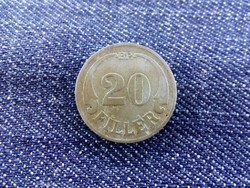 Ritka 20 fillér 1927