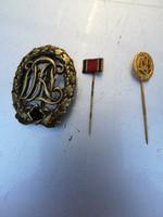2. vh-s német kitüntetések