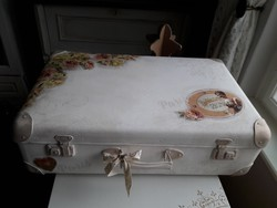 Vintage bőrönd