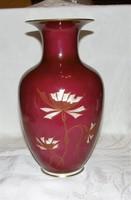Gyönyörű Reichenbach váza 28 cm magas