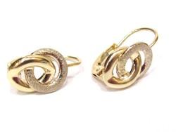 Arany fülbevaló (Szeg-Au76808)