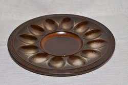 Kerámia tojás kínáló / szervírozó 01  ( DBZ 0066 )
