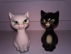 Hummel , Goebel só és bors szóró cica páros - macskák a konyhában