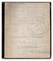 Dr. Réthy László: Corpus Nummorum Hungarie képtáblák