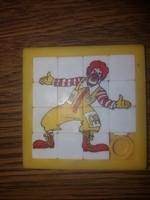 McDonalds 1985-ös Tologatós Játék