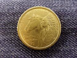 USA Horse Reverse emlék 1 dollár 2012 D