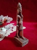 Zsírkő egyiptomi szobor