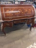 A király asztala  XIV Loui!!óriási írószekreter /asztal