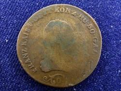 I. Ferenc ritkább 3 Krajcár 1812 O (Oravicabánya)