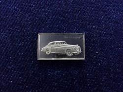 Rolls-Royce 1959 autós ezüst lapka /4338/
