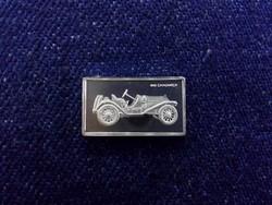 Chadwick 1910 autós ezüst lapka