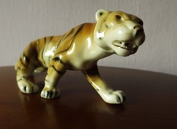 Royal Dux-Cseh-tigris