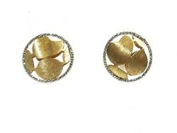 Arany fülbevaló(Kecs-Au66154)