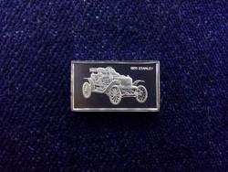 Stanley 1909 autós ezüst lapka