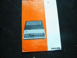 Philips retro magnó N 2218
