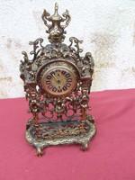 Kandalló óra spiáter