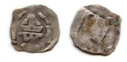 ★Ottó magyar király (1305-1307) Alsó-Bajorország, hercegi(1290-1305) ezüst pfennig★