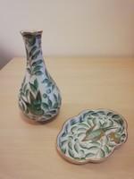 Herendi váza hamutállal