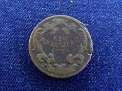 II. József 1 Krajcár 1774 S /id4416/