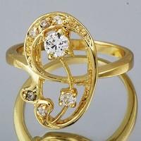 Gold Filled gyűrű GFGY-SW30