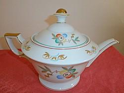 Gyönyörű porcelán tea-kávé kiöntő