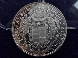 II. József tallérja - Magyar tallérok utánveretben ezüst - Érem Művészeti Intézet