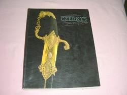 Czerny's aukciós katalógus olasz nyelven