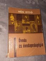 Ritkaság! Óvoda és óvodapedagógia 1979.2500.-Ft