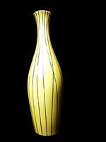 Retó Hollóházi art deco jellegű váza