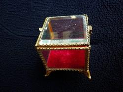 Antik ereklyetartó doboz