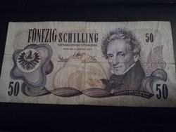 1970- es 50 Schilling