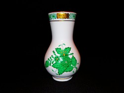 Herendi Apponyi mintás váza 9 cm