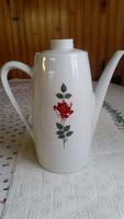 Porcelán rózsás kancsó eladó! Bavaria