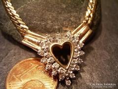 Collie 14k arany gyemantokal learazva karacsonyra!!!