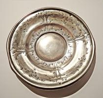 13 latos ezüst cizellált tálka