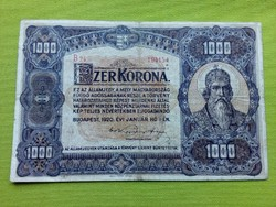Ezer korona 1920