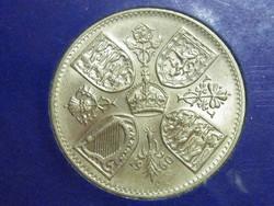 KK24 1960 angol emlék érme 5 shilling