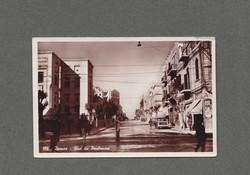 KÉPESLAP- DAMASZKUSZ- SZIRIA  1950- EREDETI FOTÓ