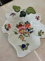 Herendi porcelán tál