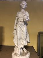 Korsós nő biszkvit