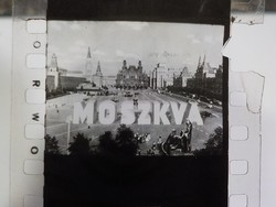Diafilm : Moszkva  1963  Magyar Diafilmgyártó vállalat