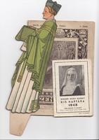 Egyházi nyomtatványok 3db 1916-1948