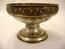 1867-1937 Antik Szecessziós Ezüst kínáló