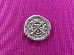 Hibátlan hibrid típusú II. (Vak) Béla ezüst dénár ÉH53 Huszár 103 1131-1141 - Hátoldalon görögkeresz