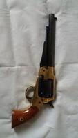 Remington fekete lőporos replika