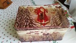 Karácsonyi díszdoboz eladó!