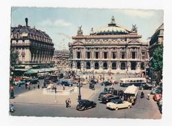 Párizsi Opera hatalmas képeslap