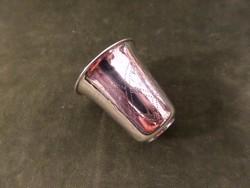 Antik ezüst vodkás / pálinkás pohár