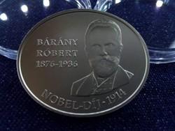 Bárány Róbert 100 éve nyerte el a Nobel-díjat BU